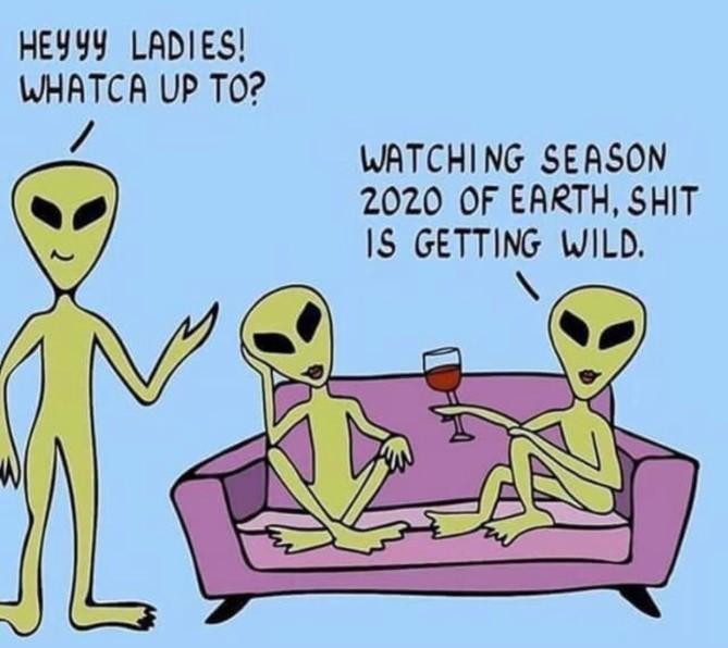 Aliens 2020